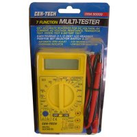 Cen-Tech 90899 7 Function Multi-Tester