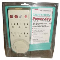 Certron Power-Pro Surge Suppressor