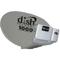 Dish Network 1000Plus Satellite Dish