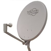 "Winegard 26"" inch Satellite Antenna and Single Non-HD LNBF"
