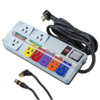 Monster Power Audio Video PowerCenter AV700 Surge Protector