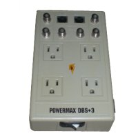 PowerMax DBS+3 Surge Protector