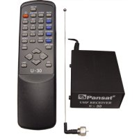 Pansat UHF Remote