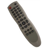 Pansat 2500A Remote Control