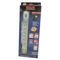 RCA SCTV90B Surge Protector