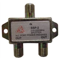 2 Way Splitter Power Passive All Port