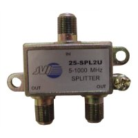 2 Way Splitter UHF-VHF