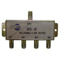 4 Way Splitter Power Passive One Port