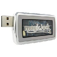 Magicjack Internet Phone Service ~ Unlimited Local and Long Distance $19.95 per year