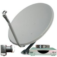 "Winegard Satellite System aka FTA Ku Band (30"")"