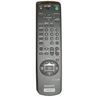 Sony RMT-V203 Video Cassette Recorder Remote Control