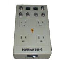 PowerMax DBS+3 Surge Protector