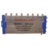 Spacelab 5 Input 8 Output Multi-Switch w/Antenna Input