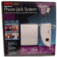 Phone Jack - Wireless